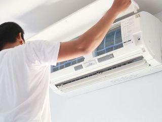 Deservirea și curățarea aparatelor de aer condiționat