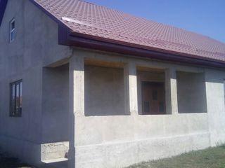 Продается незавершенный дом в с.Рошу