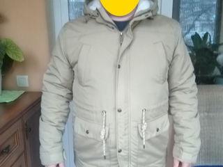 Новая фирменная куртка мужская размер XL Geacă de marcă nouă bărbătească  mărimea XL красивая frumos