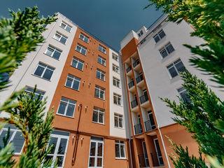 Apartament  3 camere  480 eu/m2 ! dat in exploatare !