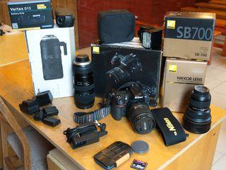 Nikon D810. Объективы. Аксессуары.