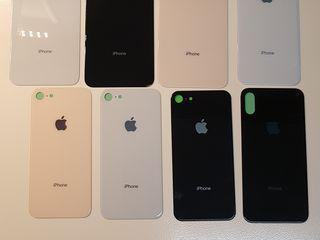Замена корпусов задних крышек модулей и стекла на все iPhone от 5S-5SE-6S-6plius-7G-7S-7plius,8-10-X