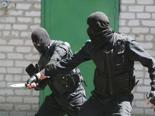 Самооборона от ножа/ Metode de apărare contra atacurilor de cuţit