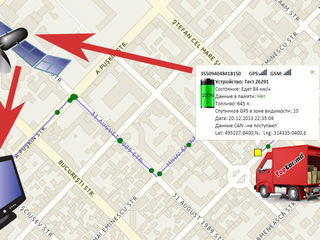 GPS Мониторинг!