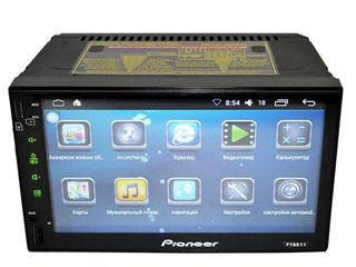 2 DIN Автомагнитола PIONEER ANDROID с Bluetooth, Wi-Fi, GPS