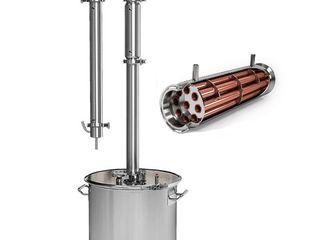 Модульный самогонный аппарат из будущего (профессиональная колонна)