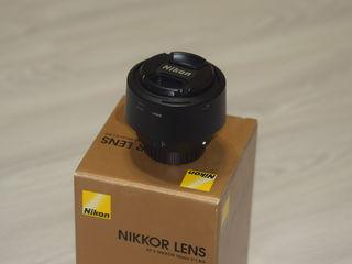 Nikon 50mm f/1.8G AF-S Nikkor