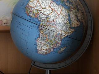 Глобус с подсветкой, globus