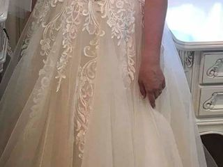 Rochie de miriasă.Свадебное платье M-L
