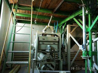 Мельница  для переработки зерна