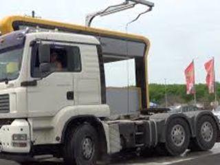 Авто.мойка самообслуживания (self service)для грузовых автомобилей и автобусов