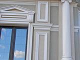 Colona, koloane din gips arcuri,pileastre,carniz,statuete,baghete (лепнина)