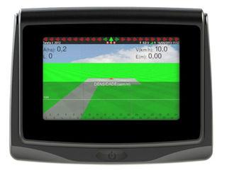 GPS навигаторы Hexagon Ti5 и Ti7 для сельхозтехники