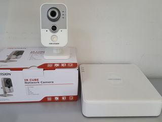 Hikvision регистратор + камера - 150 €