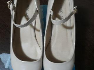 Vind pantofii o dată incaltati