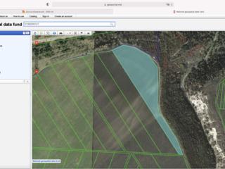 Teren agricol la traseu pe poltava raionul Criuleni 5 hectare