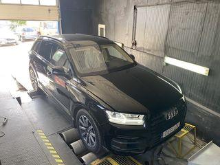 Чиптюнинг немецкий Audi Q7  45TFSI by Dieselok
