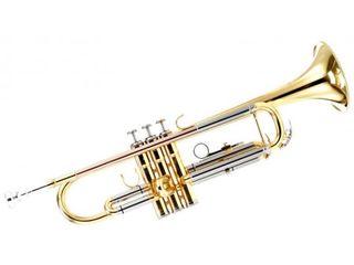 Tруба Startone STR 25 Bb / Trompeta in Sib cu mustiuc si cutie