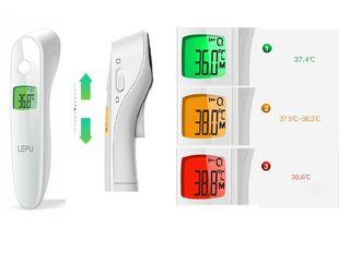 Termometru infrarosu non-contact / Инфракрасный, бесконтактный термометр