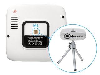 ASIO Mini Projector RD606 + скидка на портативный экран 20%