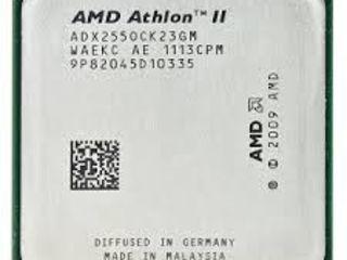 Процессор AMD Athlon II X2 255 3.1GHz S AM3 -129 лей Процессор Athlon II X2 245 2.9GH - 99 лей и AM2