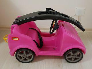 Tolocar masina pentru copii cu miner de manevrare!