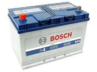Аккумулятор 12v 95ah 830a bosch s4 silver 0092s40290 гарантия 2 года доставка бесплатно