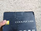 coolpix L820 Nou in cutie!
