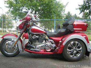 Harley - Davidson Трайк