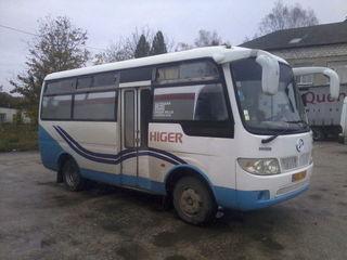 Higer 6608