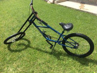 Bicicleta unica in Moldova