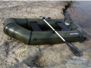 Двухместная лодка Лисичанка Л240 (см)
