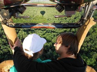 Путешествие на воздушном шаре