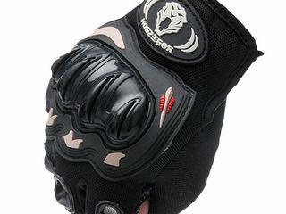 перчатки гель новые Мотокросс Ciclismo Спорт Training - 250 лей, размер L,  Прочные велосипедные пол