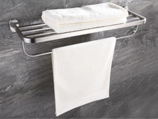 Accesorii pentru baie inox / аксессуары для ванной и туалета из нержавейки