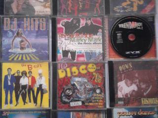 CD диски с ретро музыкой