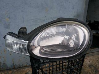 Стекла, оптика б/у Chrysler Neon 1999-2005 г.в.