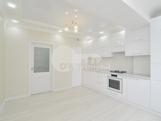 Apartament 2 camere, euroreparație, Ghioceilor-Parcul Valea Morilor 63000 €