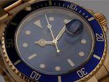 Rolex Oyster blue version - simbolul suprem al luxului