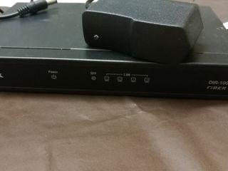 Router Optica D-Link DIR-100 Fiber 100 Lei