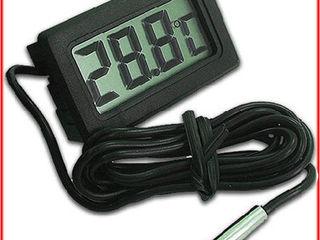 Термометры электронные бытовые для монтажа в теплых полах