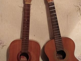 Классические гитары проф.класса б/у
