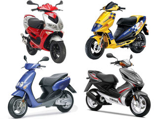 Yamaha - cumpar scutere