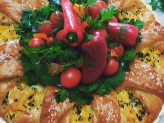 На заказ вкусная, полезная, домашняя еда из свежих и качественных продуктов заказ за 3-4 дня.