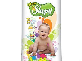 Sleepy подгузники для детей 5, 12-25 кg, 44 шт.
