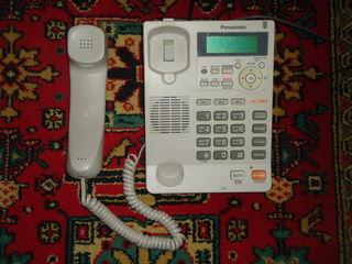 Telefon stationar  Panasonic cu robot telefonic