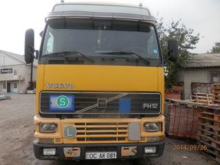 Volvo FH 12 паровоз