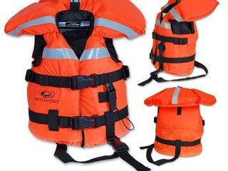 Спасательные жилеты для взрослых и детей