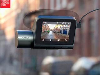 Видеорегистраторы xiaomi 70 mai pro plus - прекрасный подарок для любого водителя! новые. оригинал