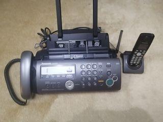 Продам факс Panasonic в хорошем состоянии